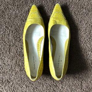 Banana republic flat shoe